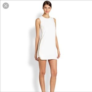 Bcbg Max Azria Onix Off White Beaded Dress 👗